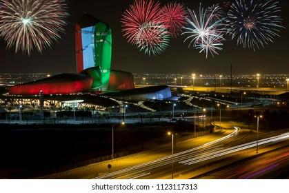 Kuwait City Celebration