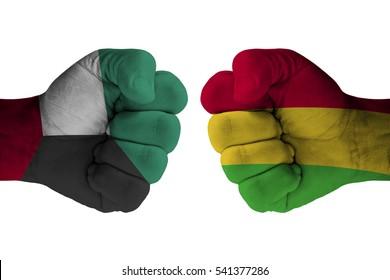 KUWAIT vs MALI