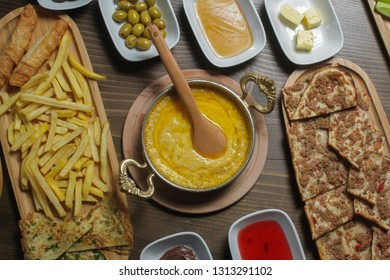 Mıhlama - Kuymak - Blacksea Traditional Food