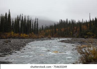 Kuyuktuvuk creek, Gates of the Arctic National Park and Preserve, Alaska