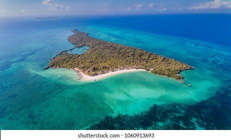 kwale island, zanzibar achipelago