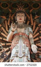 kwan-yin buddha