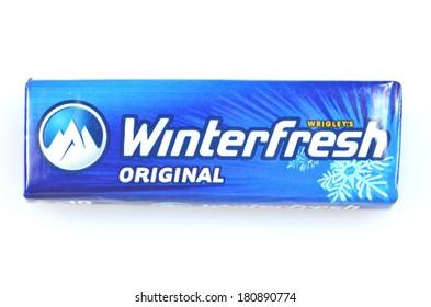 Can winterfresh has sperm in it question
