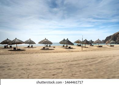 Ky Co island, Ky Co Beach the wild beach in Binh Dinh Viet Nam - Shutterstock ID 1464461717