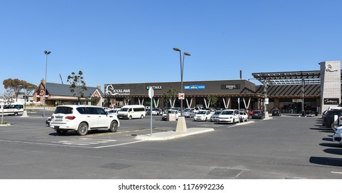 Kyalami Corner Shopping Centre located in Midrand, Johannesburg, South Africa on 30th July 2018