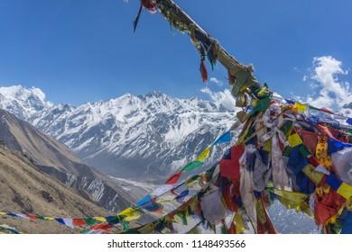 Kyanjin Ri, Himalayas, Nepal