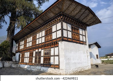 Kyichu Lhakhang Temple, Paro, Bhutan - also known as Kyerchu Temple or Lho Kyerchu is an important Himalayan Buddhist temple situated in Lango Gewog of Paro District in Bhutan.