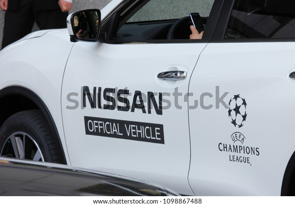 Kyiv Ukraine May 25 2018 Nissan Stock Photo Edit Now