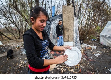 Roma Children Stock Photos, Images & Photography | Shutterstock