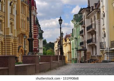 Kyiv, Vozdvizhenka