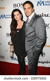 Kyle Richards  at the Esquire House LA Opening Night Event With International Medical Corps, Esquire House, Beverly Hills, CA. 10-15-10