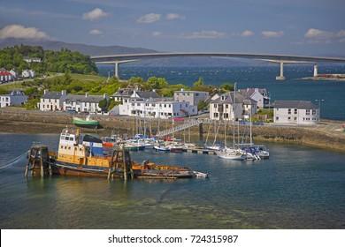 Kyleakin, Isle of Skye