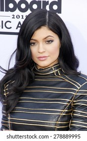 Kylie Jenner at the 2015 Billboard Music Awards held at the MGM Garden Arena in Las Vegas, USA on May 17, 2015.