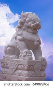 kylin Statue