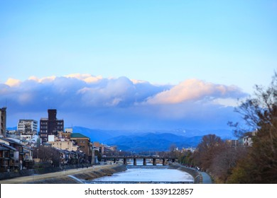 Kyoto Hometown, this area is very famous place in Kyoto for traditional travel. This are is Gion-Shijo area.