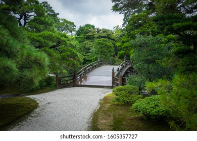 Kyoto Imperial Palace in Japan