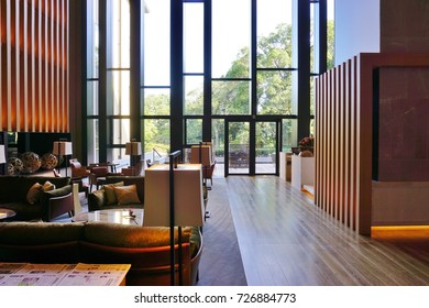 KYOTO, JAPAN -16 OCT 2016- The Four Seasons Kyoto Hotel and Residences is a new luxury hotel that opened in October 2016.