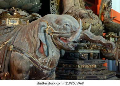 KYOTO, JAPAN - SEPTEMBER 26: Kiyomizu Buddhist temple 26 September, 2018 at Kyoto, Japan. Kiyomizu temple is a UNESCO listed World heritage site.