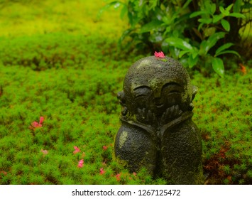 kyoto temple jizo