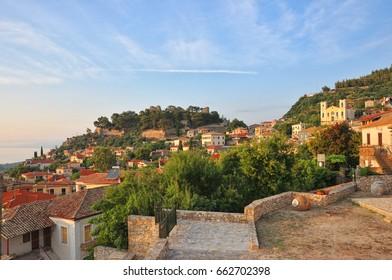 Kyparissia, Upper Town.
