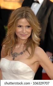 Kyra Sedgwick at the 15th Annual Screen Actors Guild Awards. Shrine Auditorium, Los Angeles, CA. 01-25-09