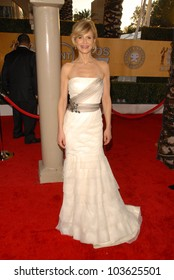 Kyra Sedgwick  at the 16th Annual Screen Actor Guild Awards Arrivals, Shrine Auditorium, Los Angeles, CA. 01-23-10