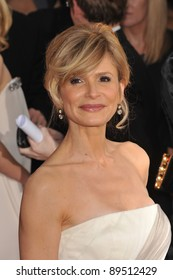 Kyra Sedgwick at the 16th Annual Screen Actors Guild Awards at the Shrine Auditorium. January 23, 2010  Los Angeles, CA Picture: Paul Smith / Featureflash