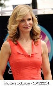 Kyra Sedgwick  at the ceremony honoring Kyra Sedgwick with a star on the Hollywood Walk of Fame. Hollywood Boulevard, Hollywood, CA. 06-08-09
