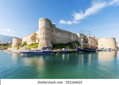 Kyrenia Castle in Northern Cyprus
