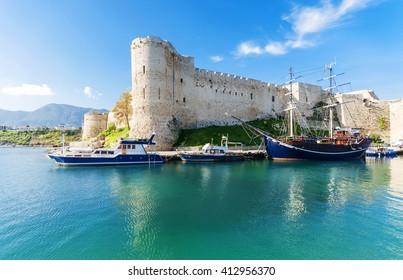 Kyrenia Castle, Northern Cyprus