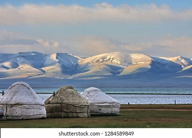 Kyrgyzstan - the country of sky-high mountains.