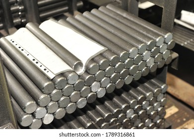 L7&B7 Grade Stud bolts production
