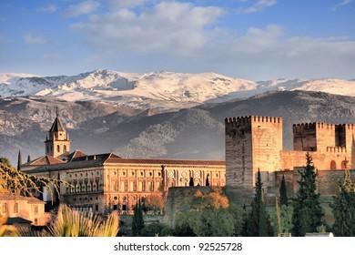 La Alhambra of Granada