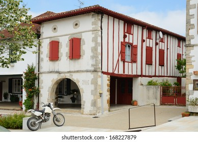 La Bastida-Clairence  is one of the most beautiful villages of France. This is an ancient Basque town.