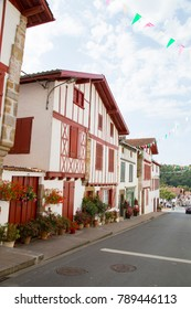 La Bastide-Clairence,one of the most beautiful villages of France