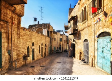 La Calle Estrella  is one of the oldest shopping streets in Bethlehem.
