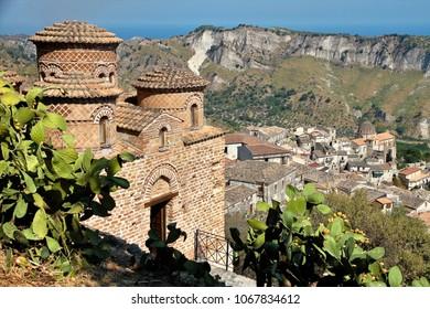 La Cattolica, Stilo, Calabria, Italy