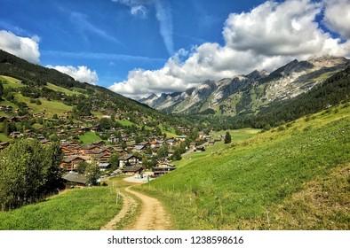 La Clusaz, Les Aravis, French Alps