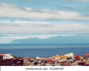 La Gomera Agulo Canary Islands Spain