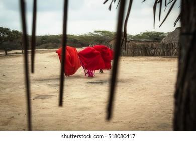 La Guajira in Colombia