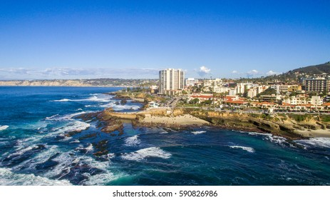 La Jolla, California from Above