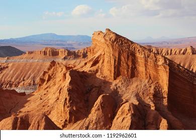 La Luna Valley, Atacama Desert, North of Chile