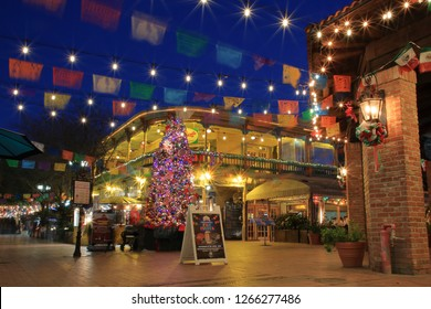La Margarita restaurant at Historic Market Square, also known as El Mercado, which is a tourist destination for Mexican goods in San Antonio Texas