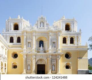 La Merced, Church in Antigua, Guatemala