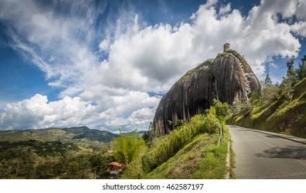La Piedra (Guatape Rock) - Colombia