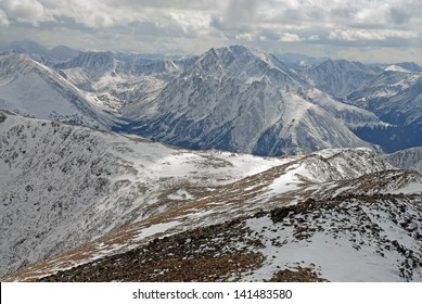 La Plata Peak, Sawatch Range, Colorado, USA