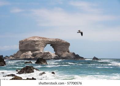 La Portada at Chile