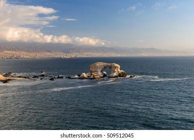 'La Portada' Natural Monument, Antofagasta (Chile)