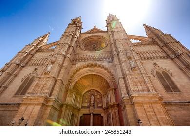 La seu Cathedral, The Balearic Islands, Spain