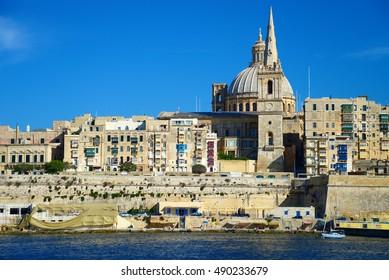 La Valletta Skyline